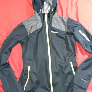 Columbia omni heat dry fit jacket